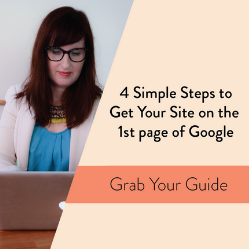 4 simple steps to get your site on 1st page of Google.png