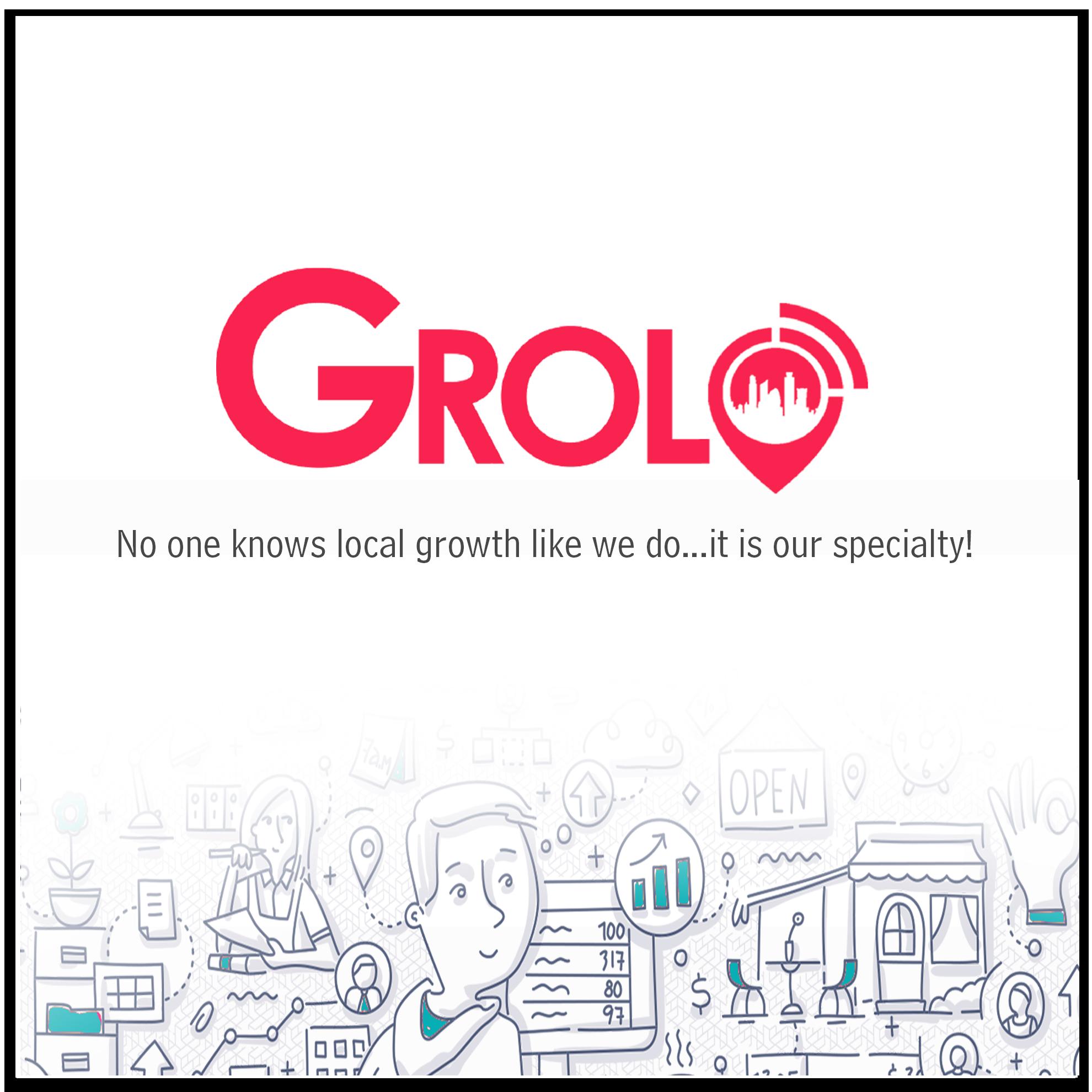 Grolo Advertisement