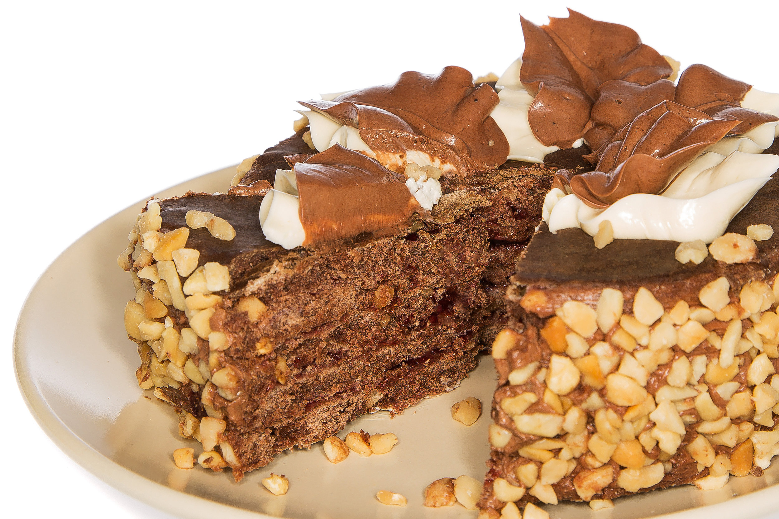 образом торт листопад рецепт с фото краска