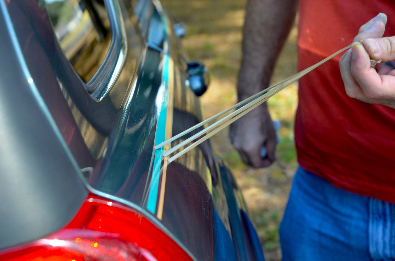 Automobile Paint Pinstriping, Car Graphic Supplies | Finesse