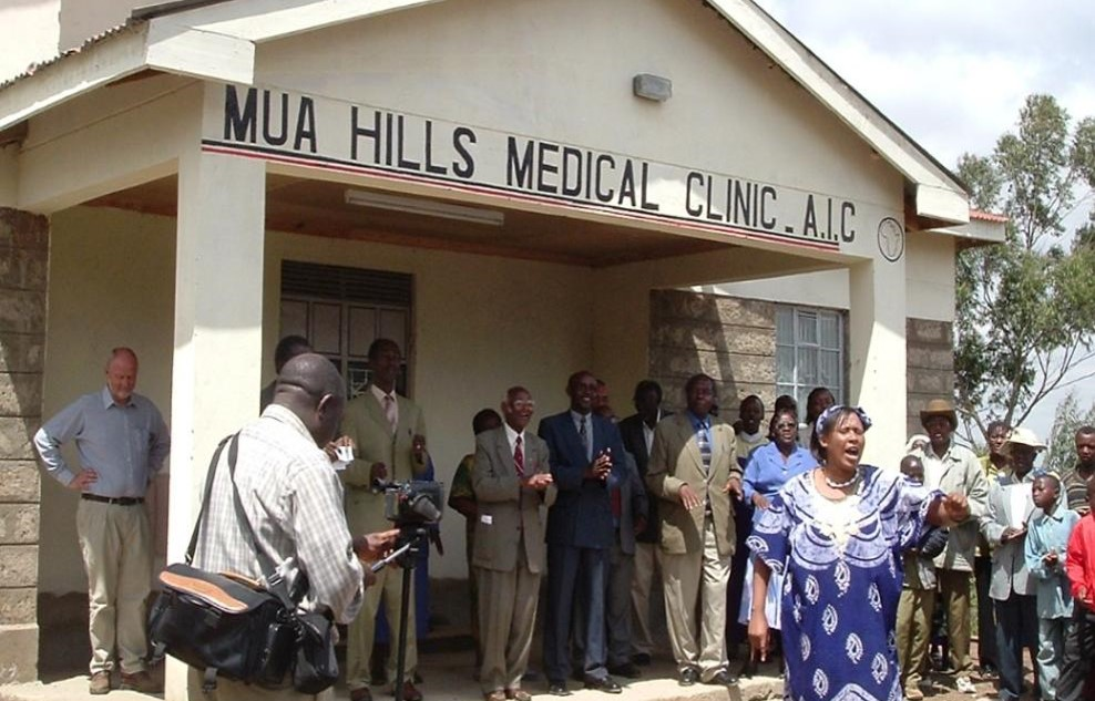 Kenya Ministry of Health Officials and Community Leaders Participate in Ceremonies