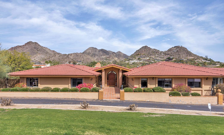 Paradise Valley, Arizona Luxury Home