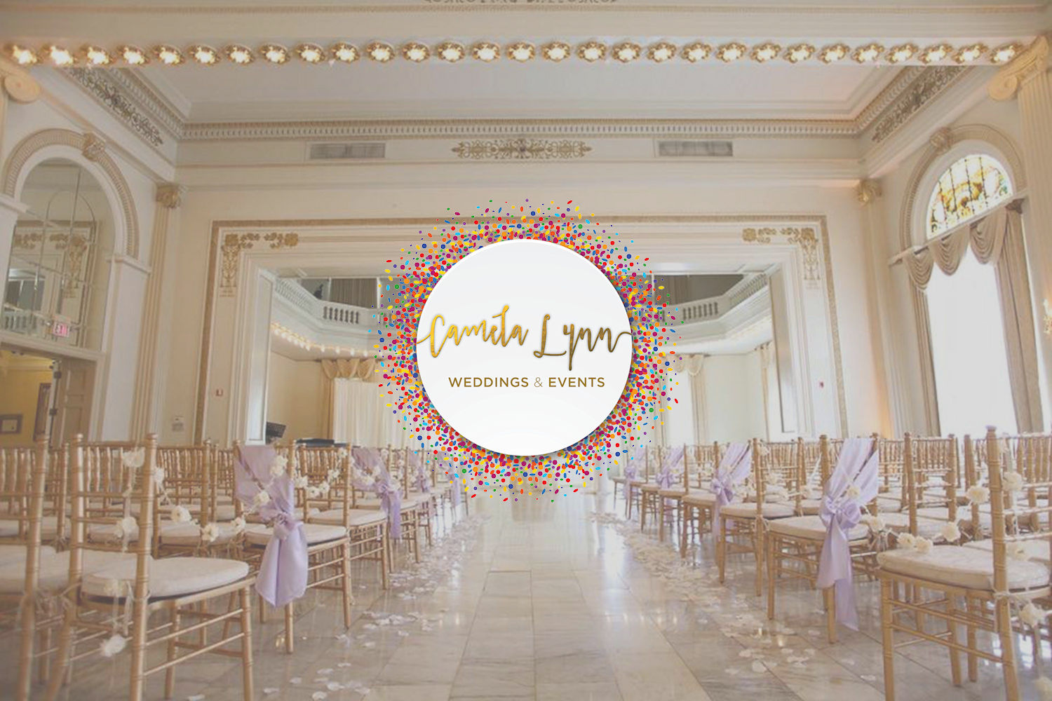 Welcome To Camela Lynn Weddings & Events!