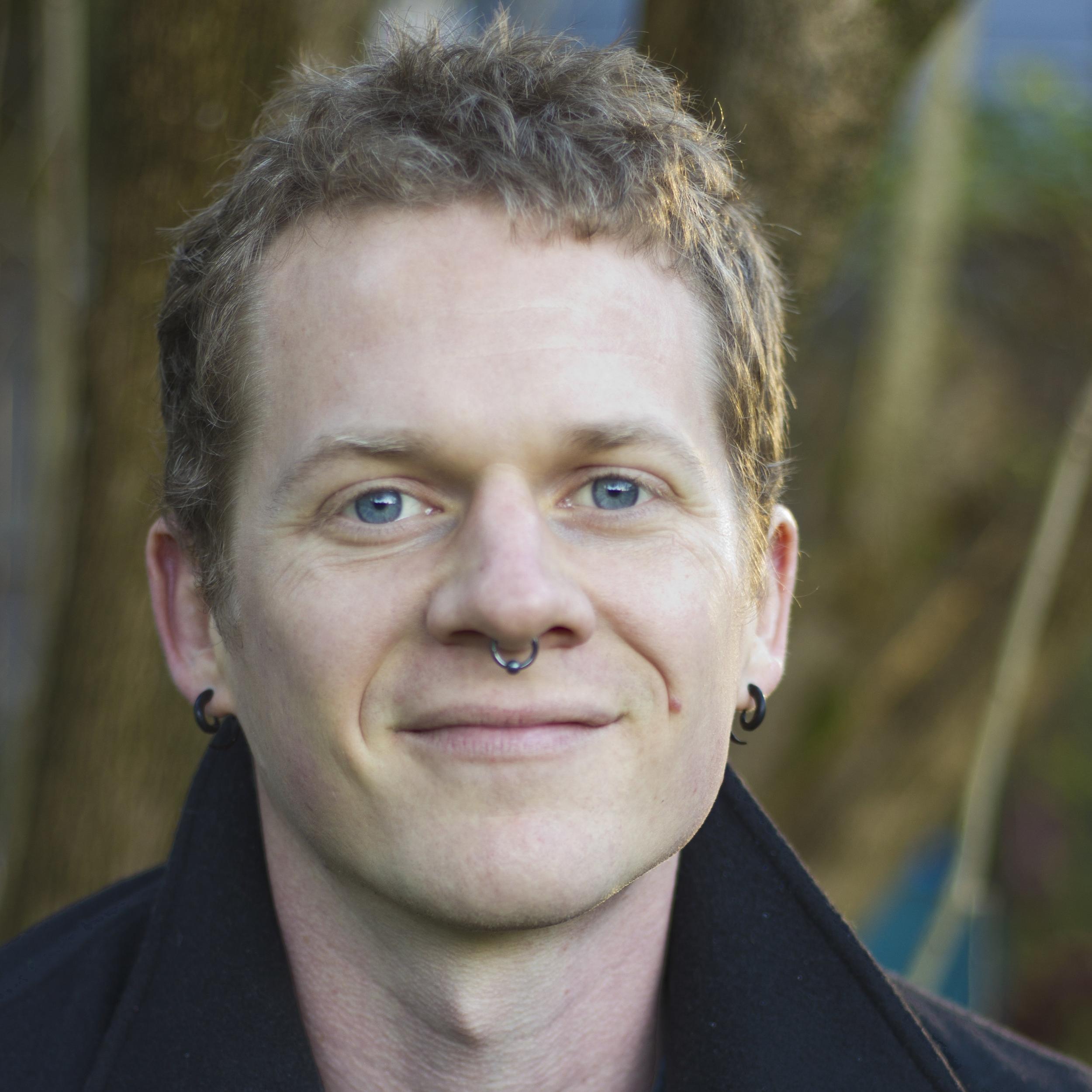 Scott Rinnan   PhD Student, Mathematical Ecology   Terrestrial Conservation
