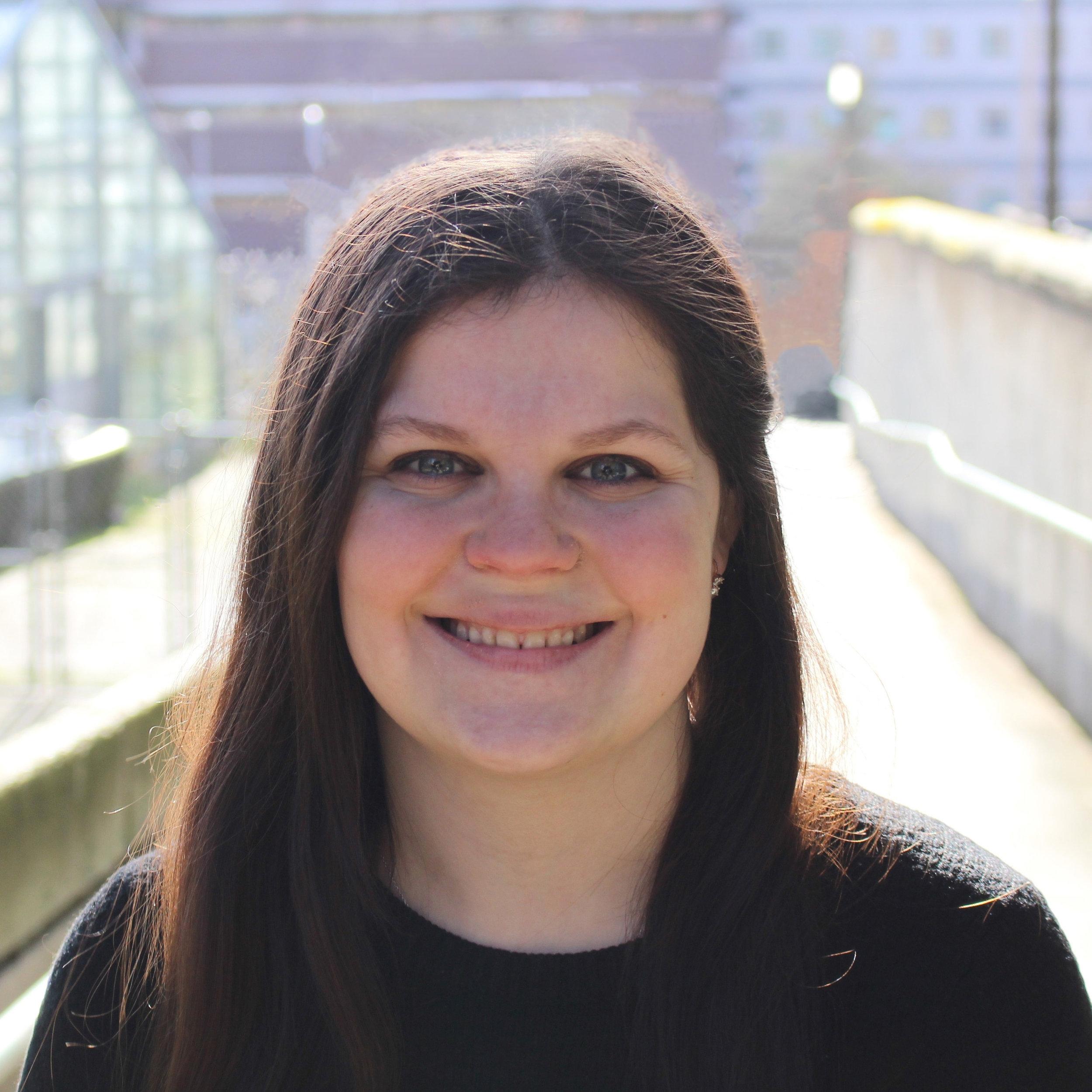 Brittany Bishop   PhD Student, Nanomaterials   Energy