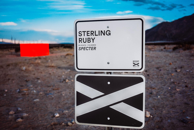 Specter - Sterling Ruby