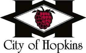 Logo of the City of Hopkins