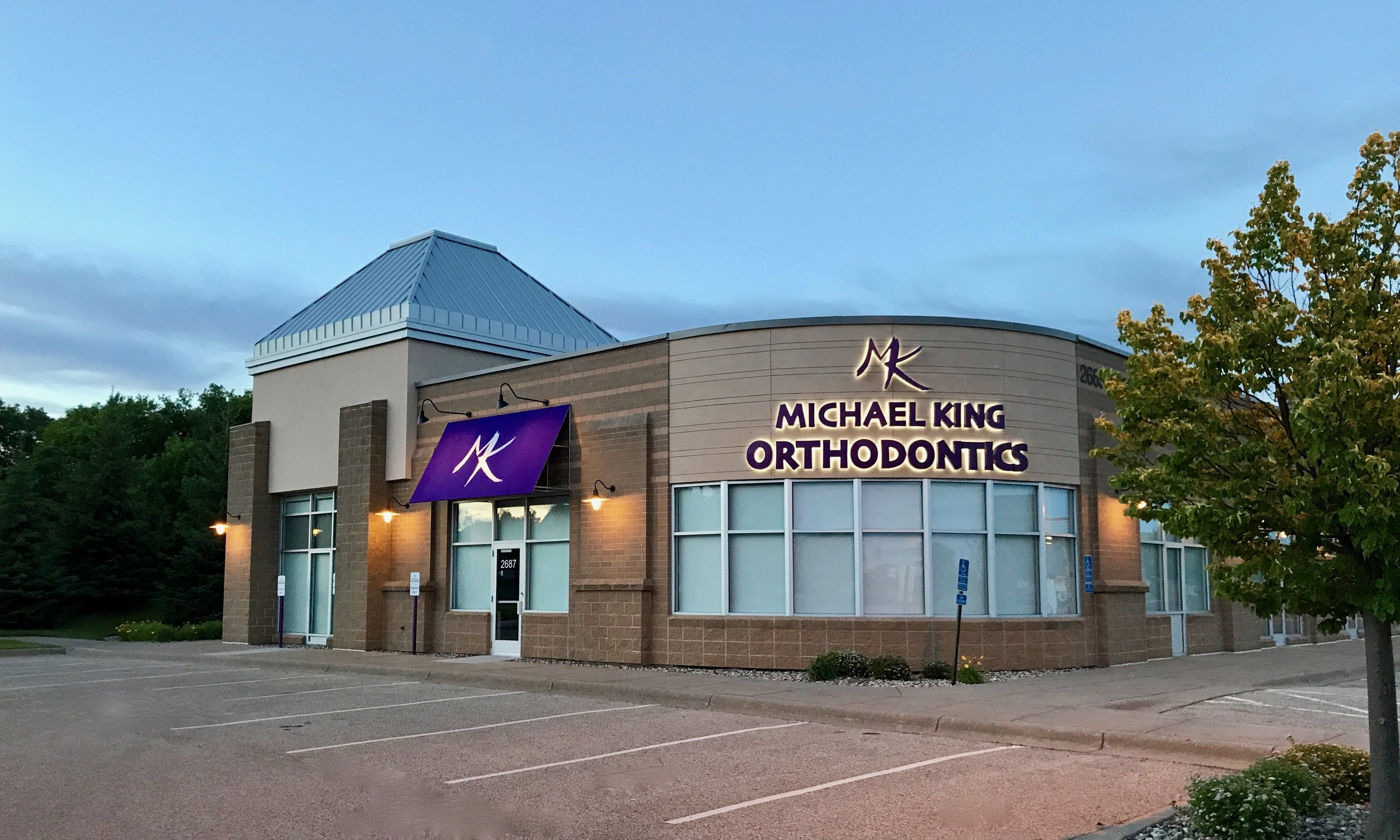 Michael King Orthodontics - Exterior Photo