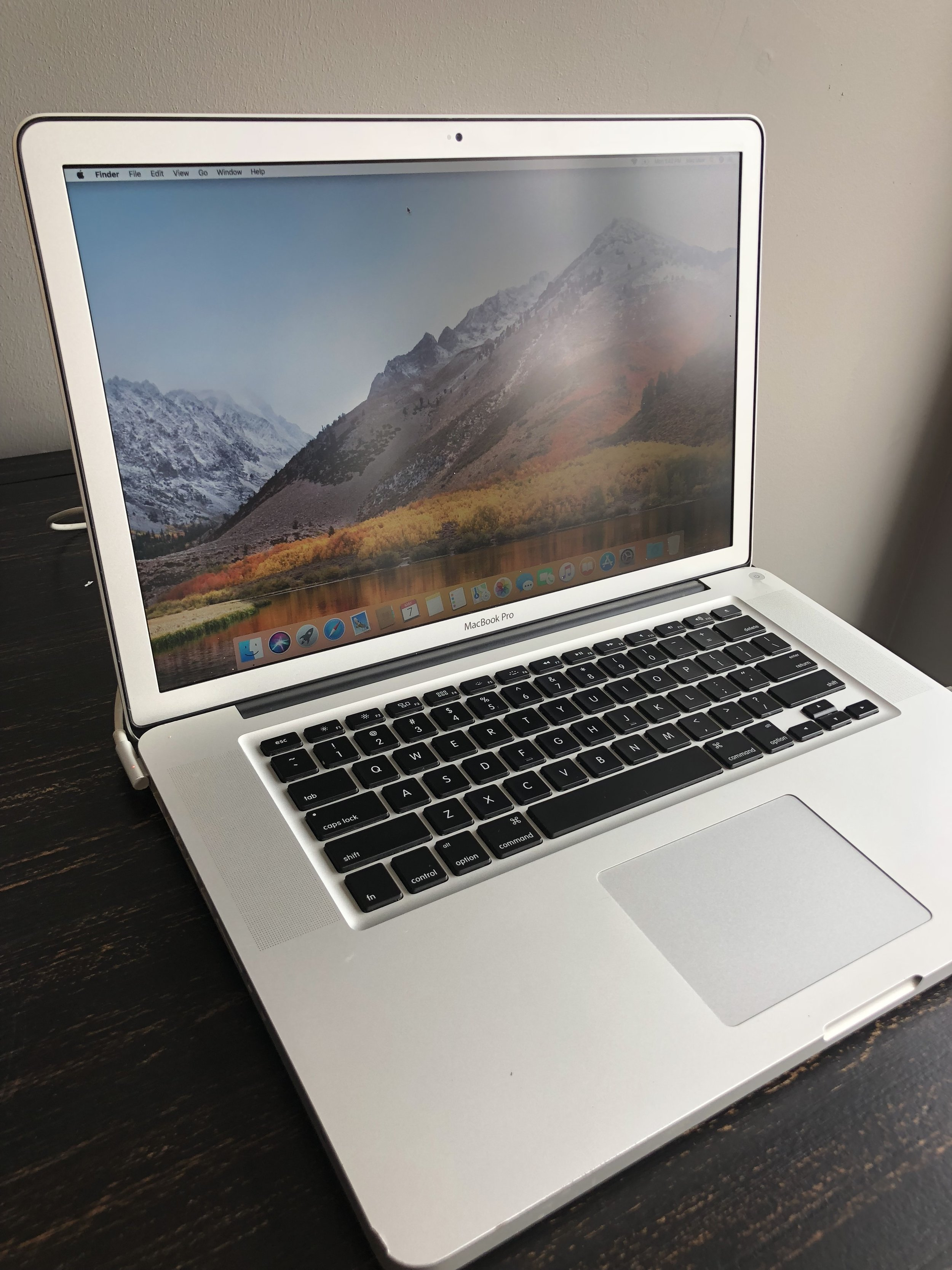 15 MacBook Pro Matte
