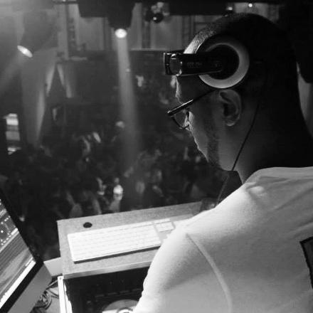 Hicham Hamadi - DJ H-Bomb