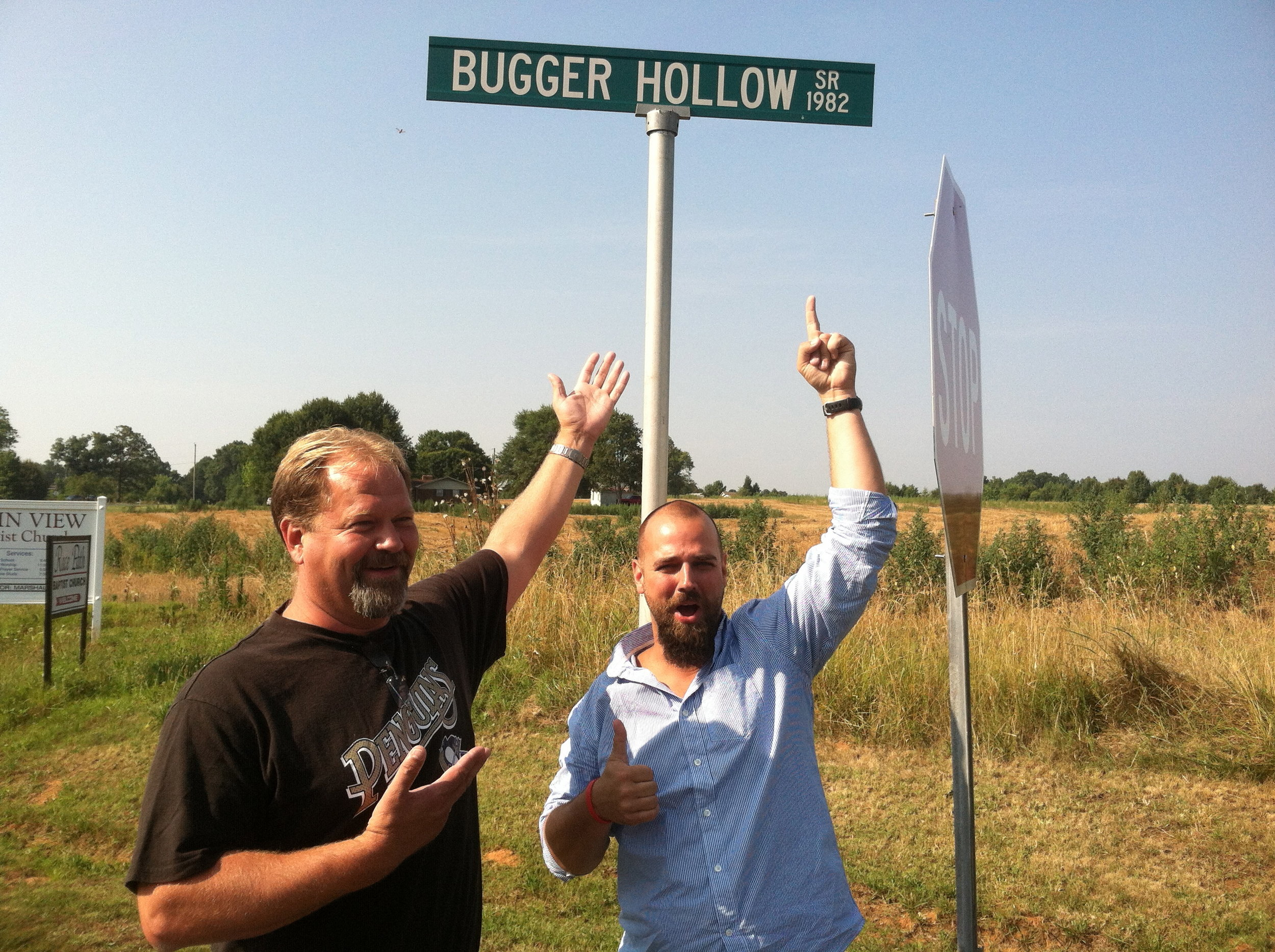Jeff Sundell & Troy Cooper @ Bugger Hollow