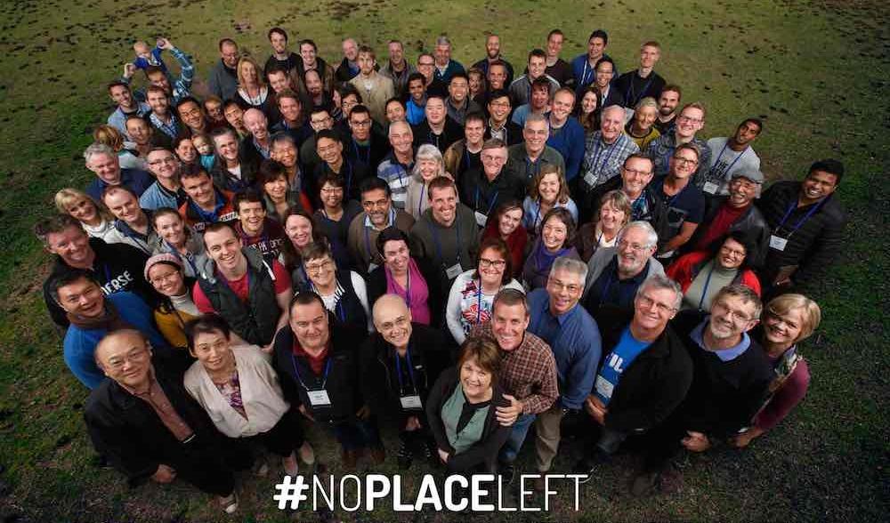 NoPlaceLeft Sydney 2015