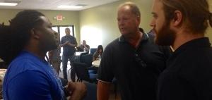 Ron Surgeon, Jeff Sundell, Zach Medlock