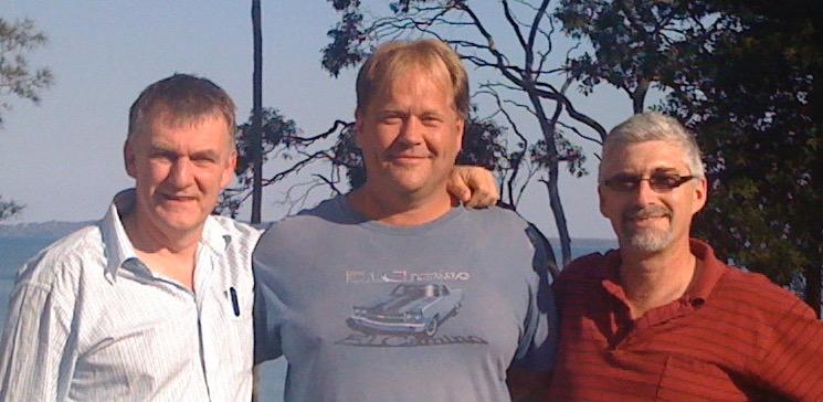 Steve Addison, Jeff Sundell & Grant Morrison