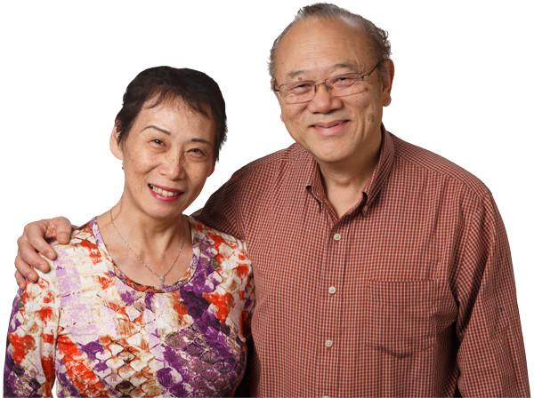 Ying & Grace Kai