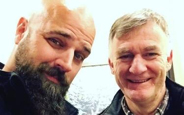 Troy Cooper & Steve Addison