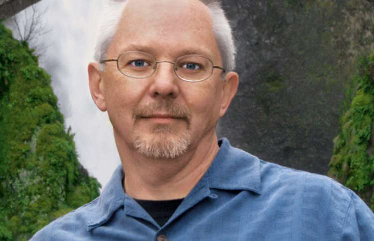 Paul Young, author of The Shack