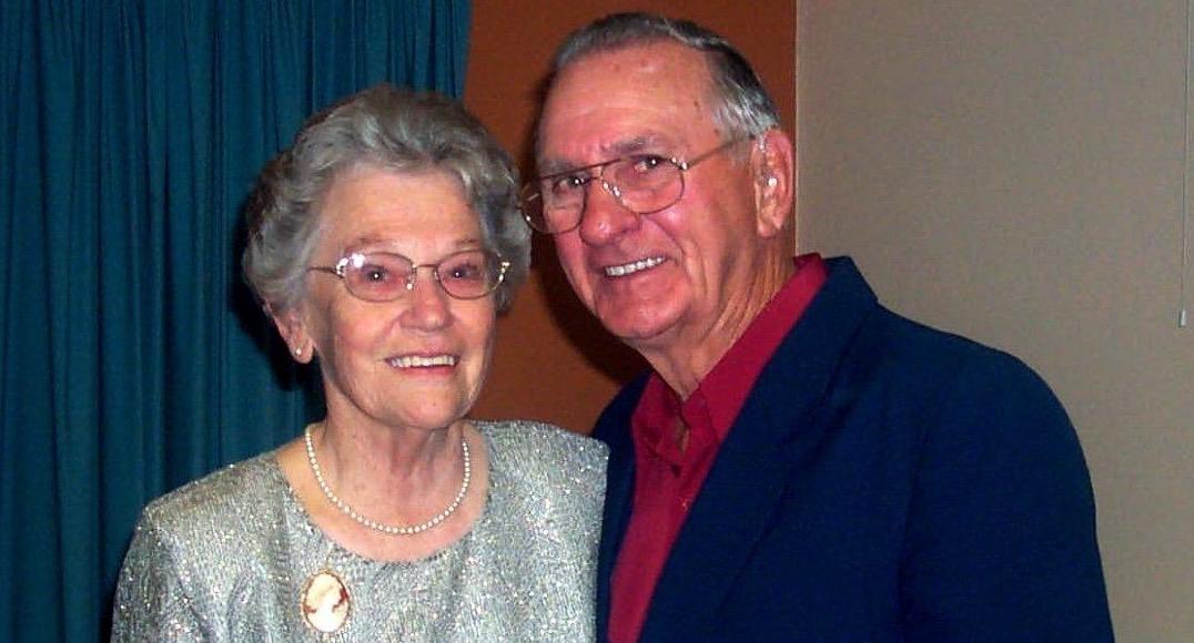 Joan and Bruce Addison, 50th Wedding Anniversary