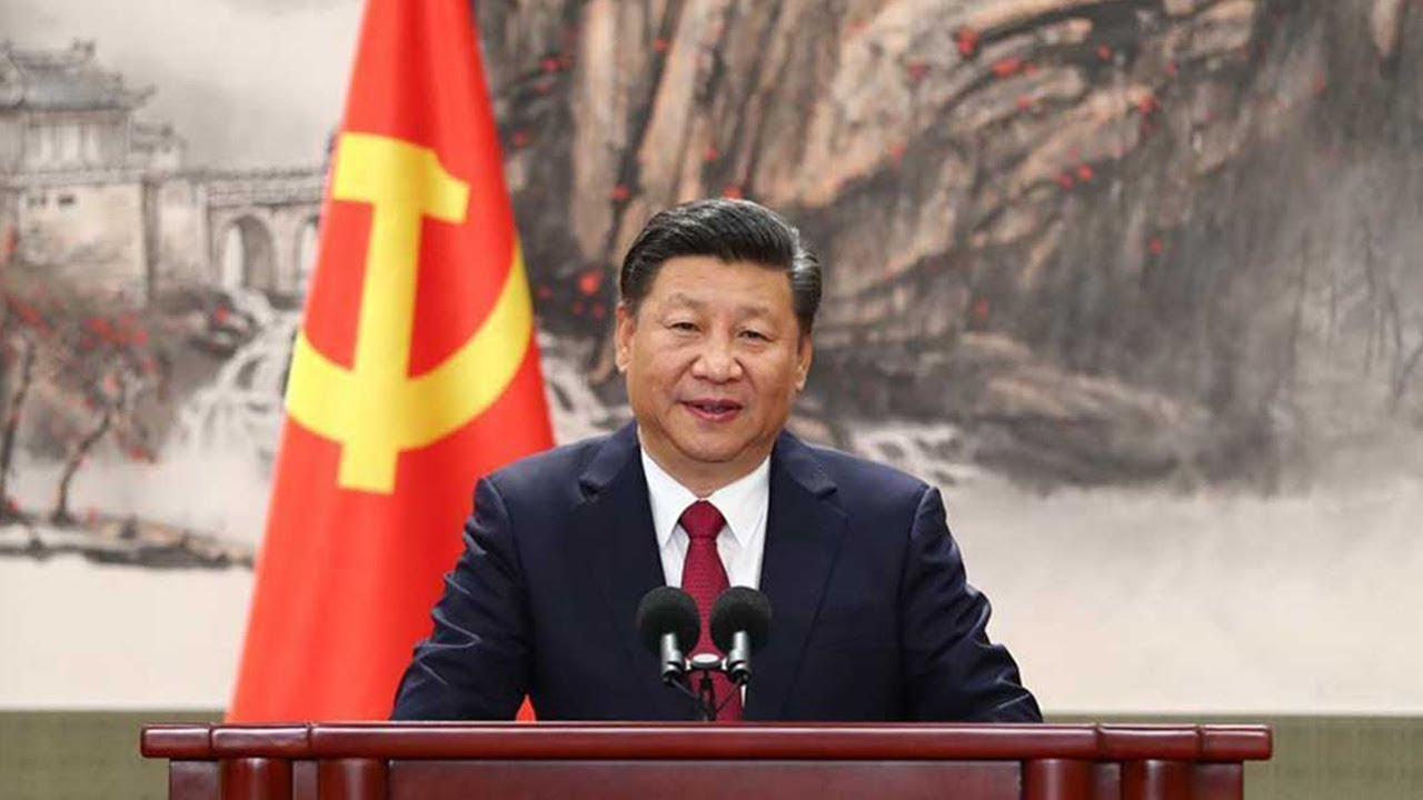 Xi Jinping, CPC Central Committee General Secretary