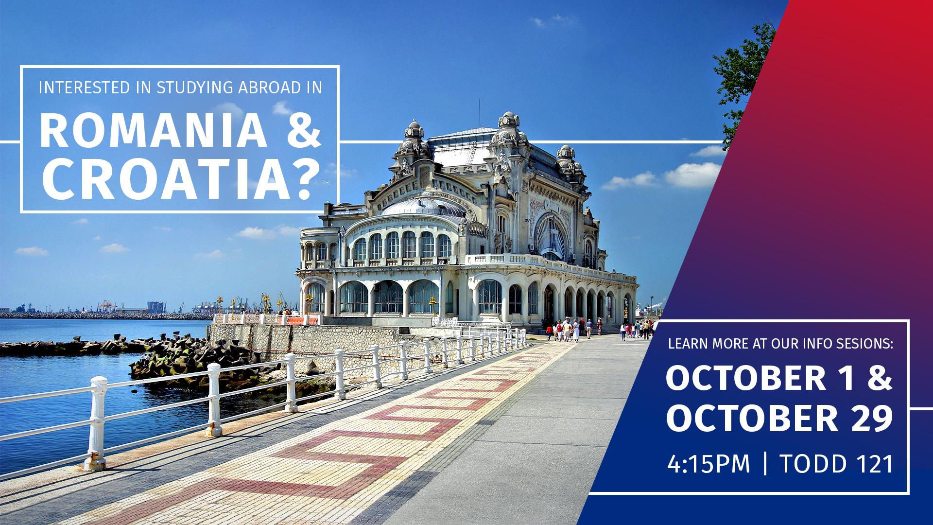 Study Abroad Romania
