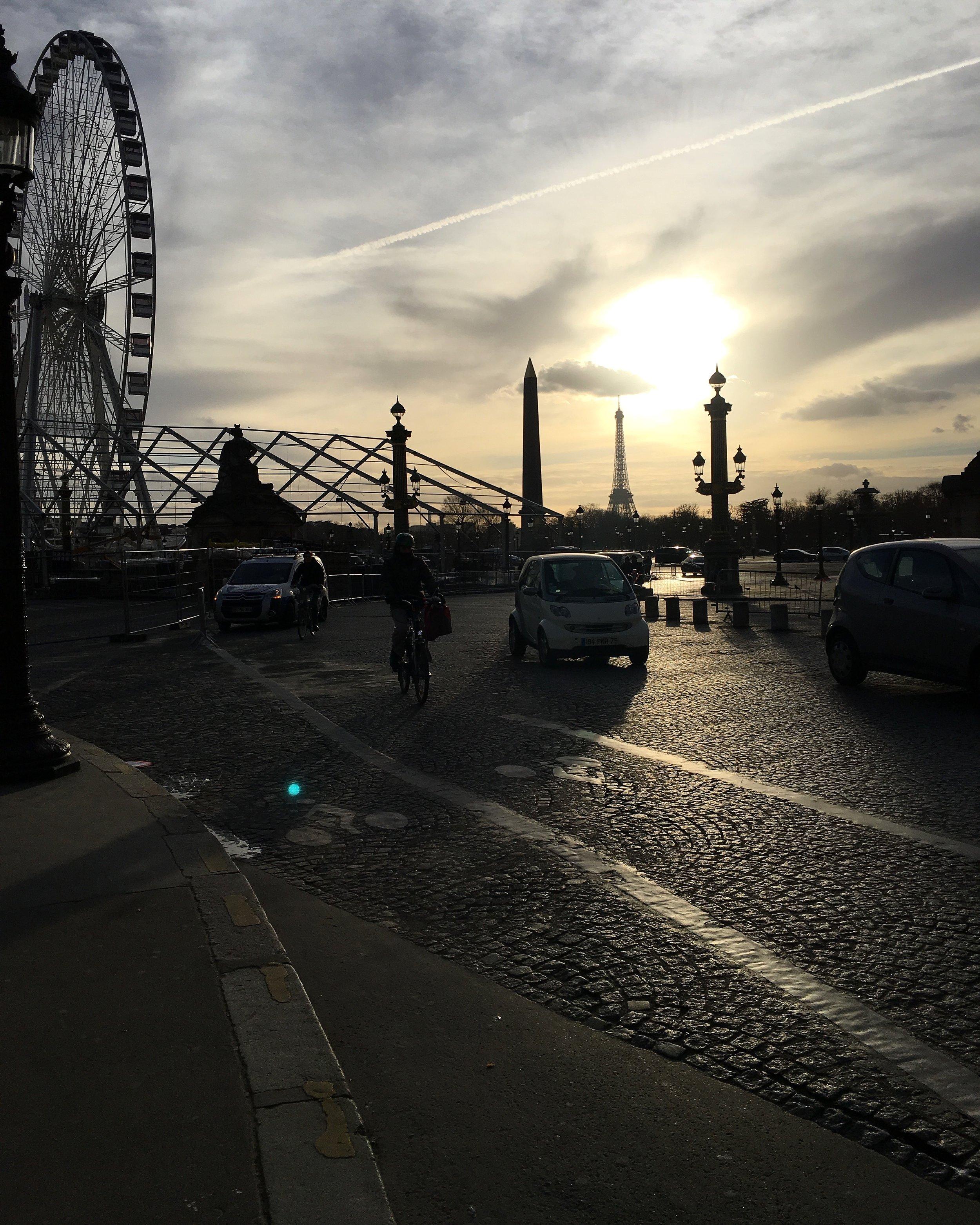BYE BYE MY BELOVED PARIS