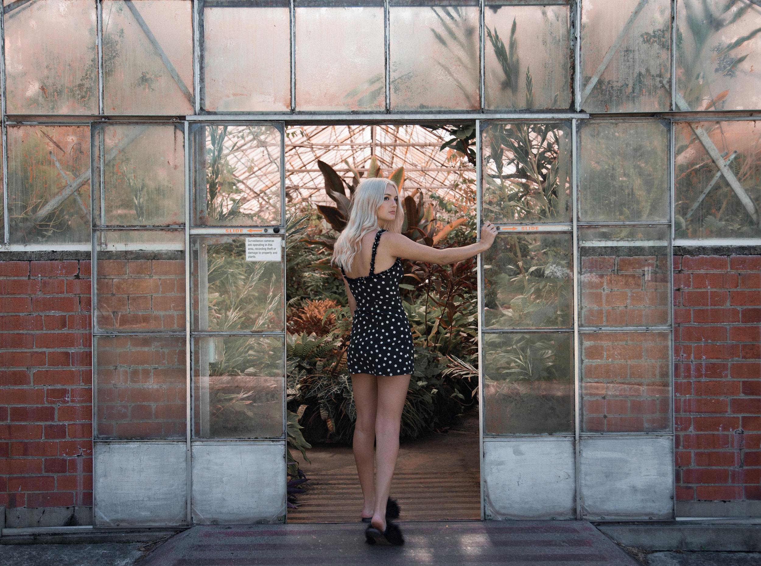 Wearing  Realisation Par Dress & Tibi Shoes