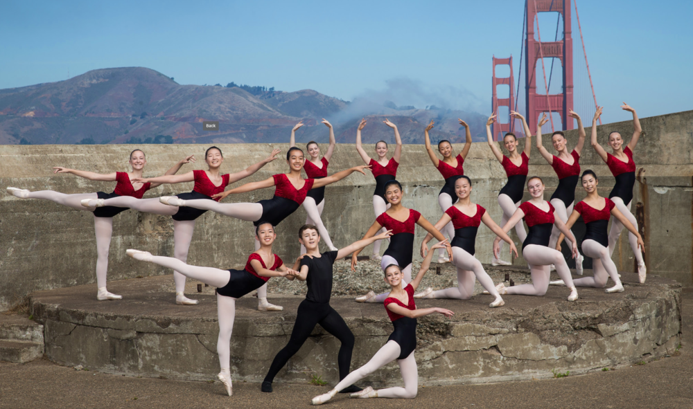 2016-17 Dance Connection Ballet Company