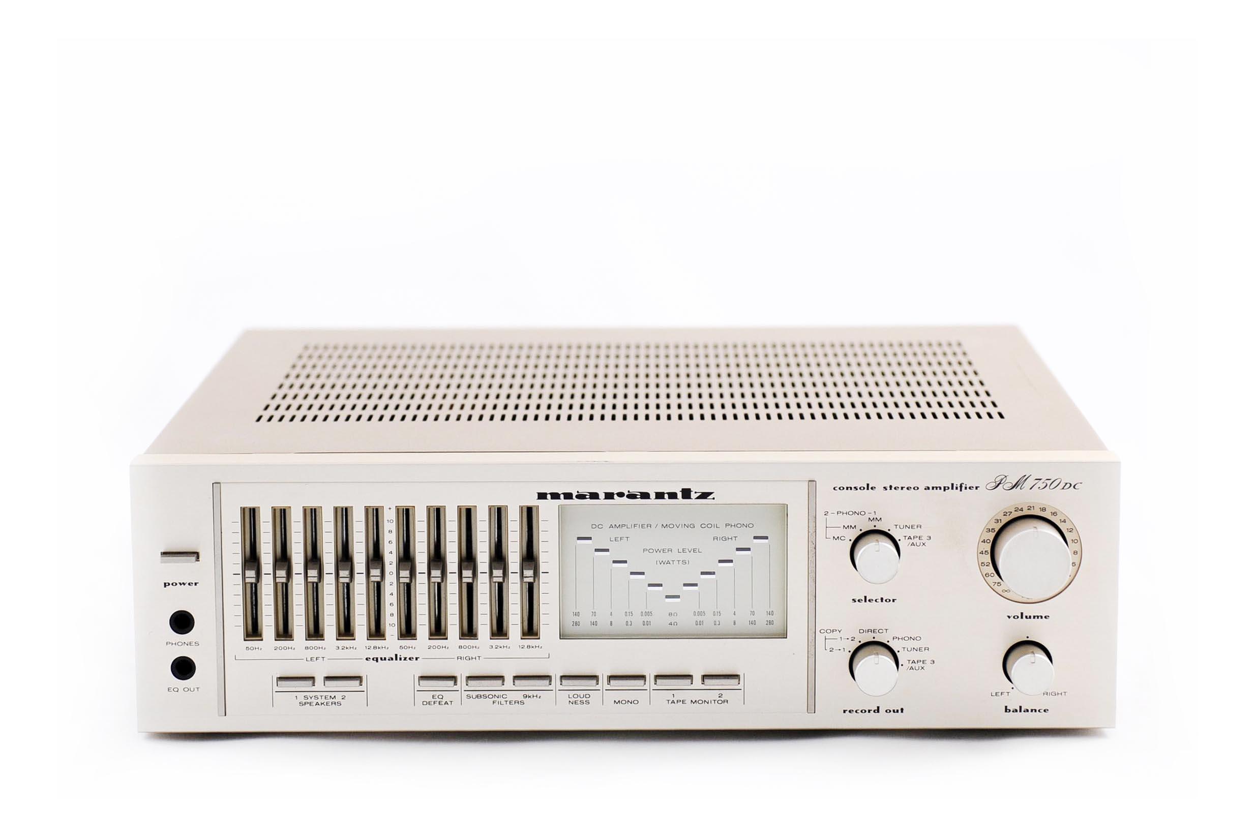 Marantz PM-750 Amplifier.jpg