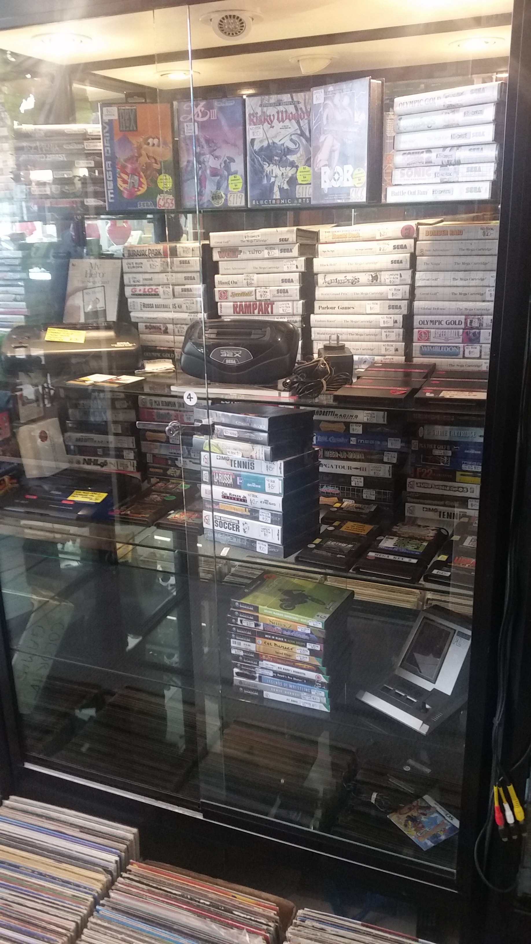 WE HAVE IN STOCK SEGA MASTER SYSTEM 2 CONSOLES,BOTH ORIGINAL AND MODIFIED WITH AV OUTPUT CONVERSION TO PLUG STRAIGHT INTO THE AV INPUTS ON YOUR TV. ALSO HAVE SEVERAL MEGA DRIVE CONSOLES...