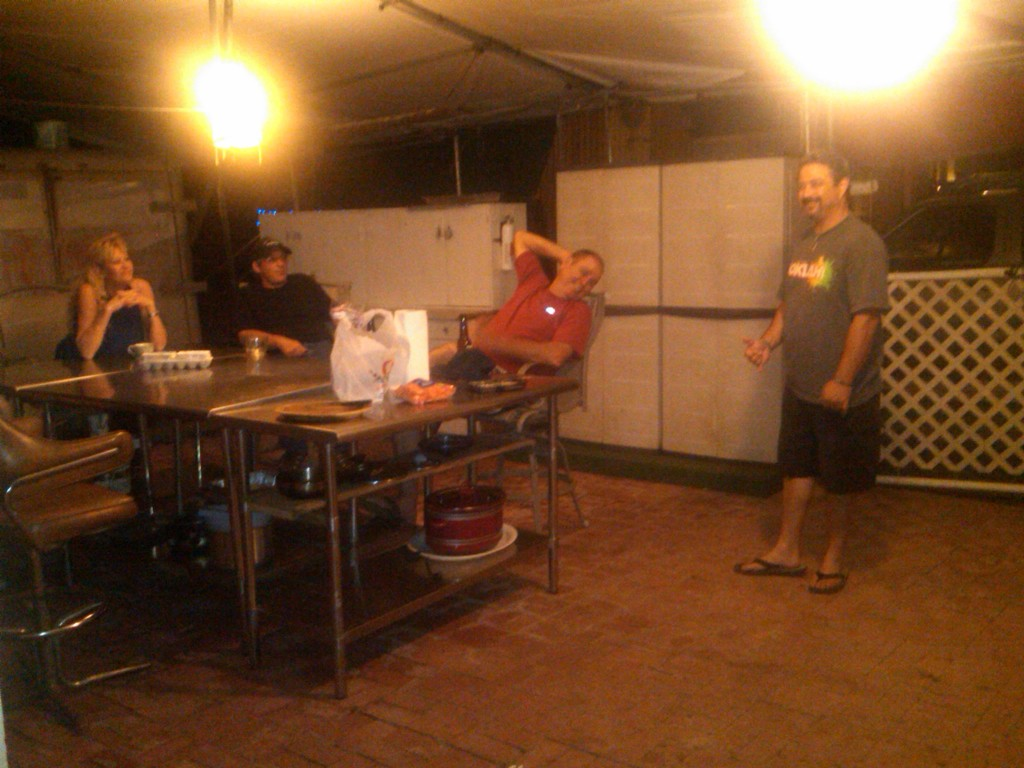 The Kitchen, and the great people at Olomana Gardens