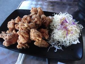 Kara-age Chicken