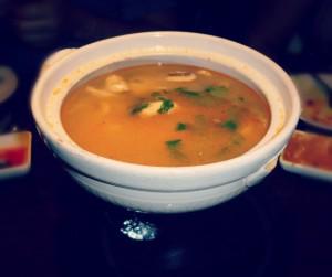 Tom Yom Soup