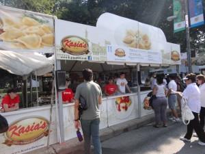 Pierogi's at Kasia's