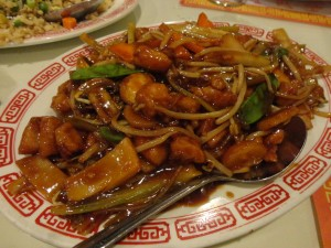 Chicken Chop Suey