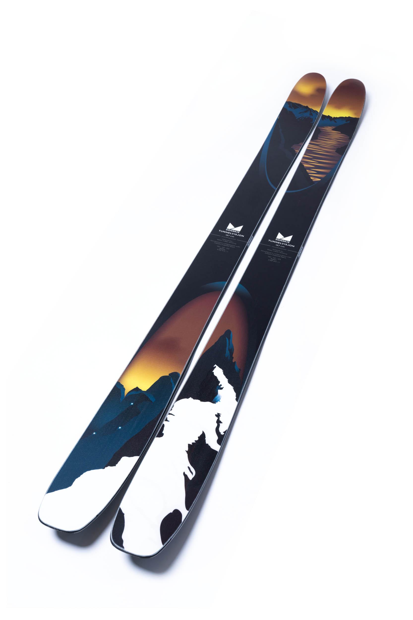 TUNNELVISJON - SGN Skis - 2018