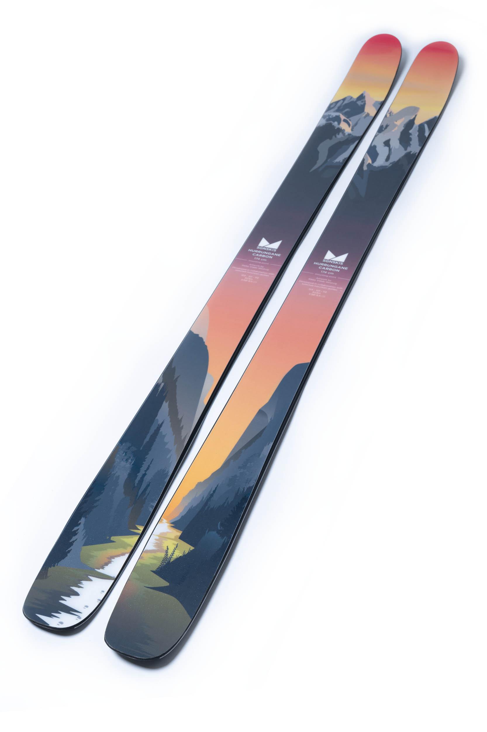 HURRUNGANE CAR. - SGN Skis - 2019