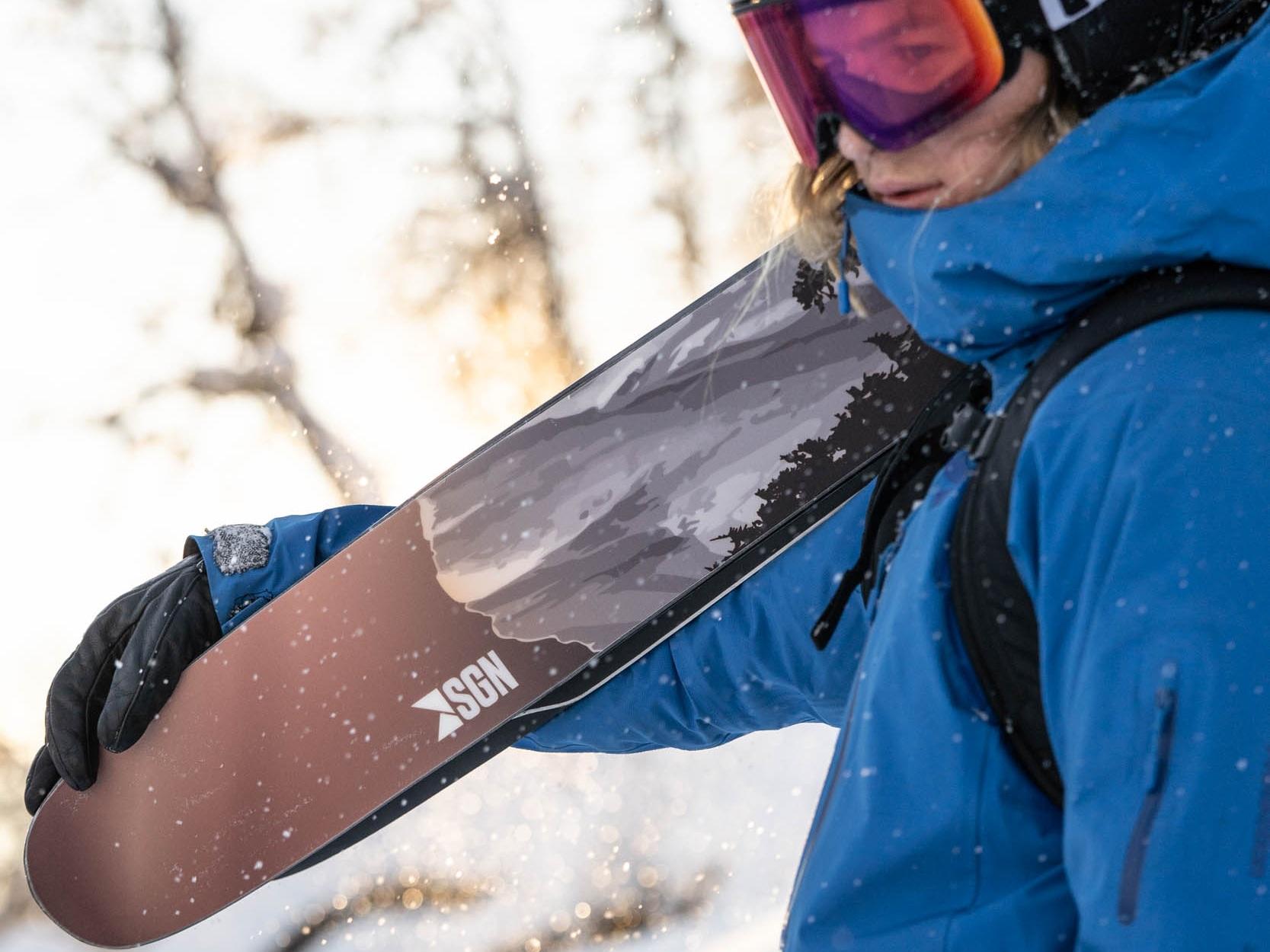 SGN Skis - UrRakkar 2019-2020 - Photo: Bård Basberg