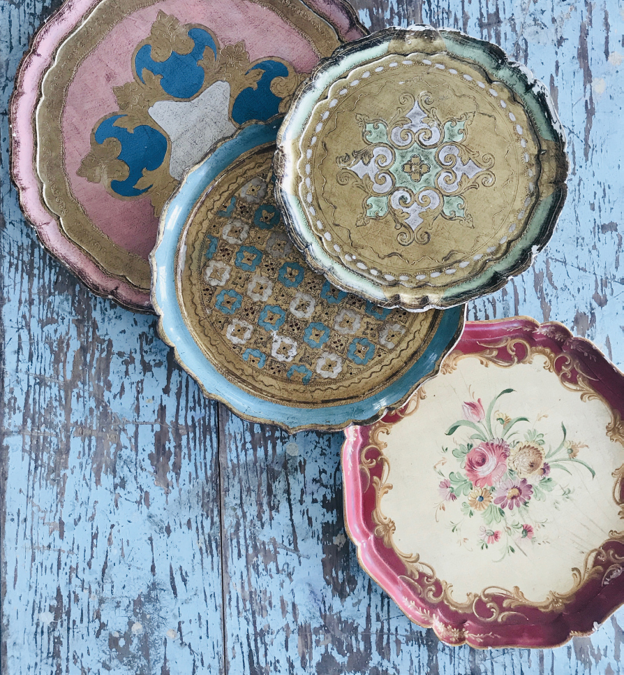 Ashwell's palette has expanded from pale pink to raspberry and pale blue teal. Photos by Amy Neunsinger and Sarah Pankow