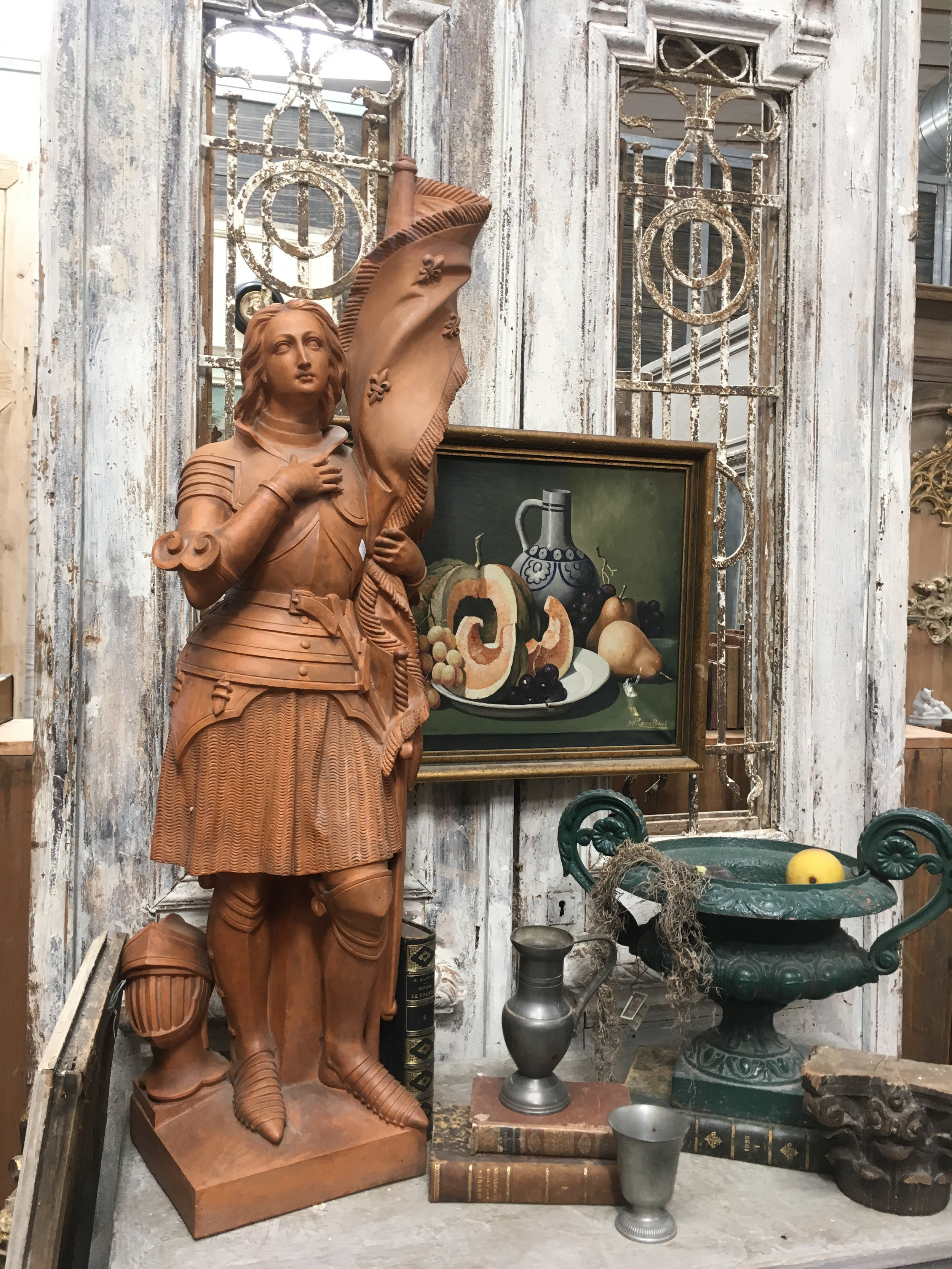 Photos courtesy of Sacred Heart Antiques