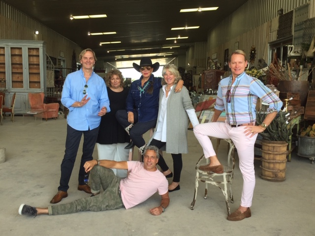 Photos courtesy of Carson Kressley and Thom Filicia