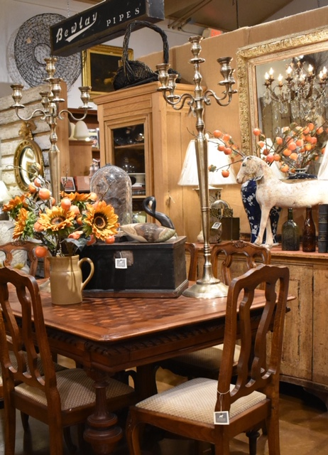 Photos courtesy of Leftovers Antiques