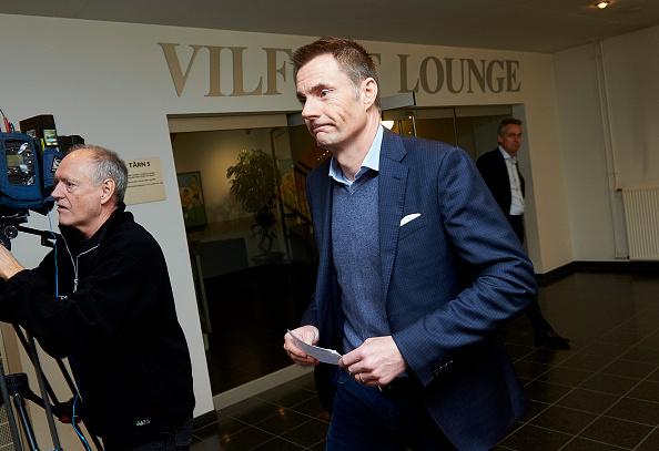 Jan Bech Andersen, hovedaktionær i Brøndby IF. Foto: Getty Images/Lars Rønbøg