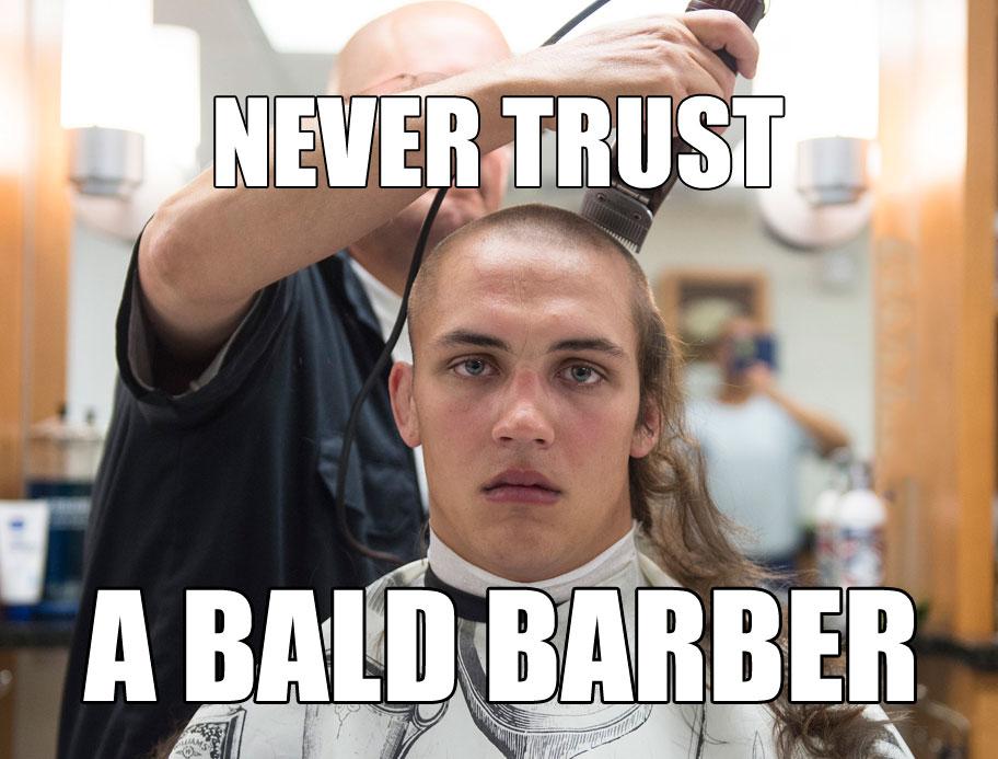 Bald Barber