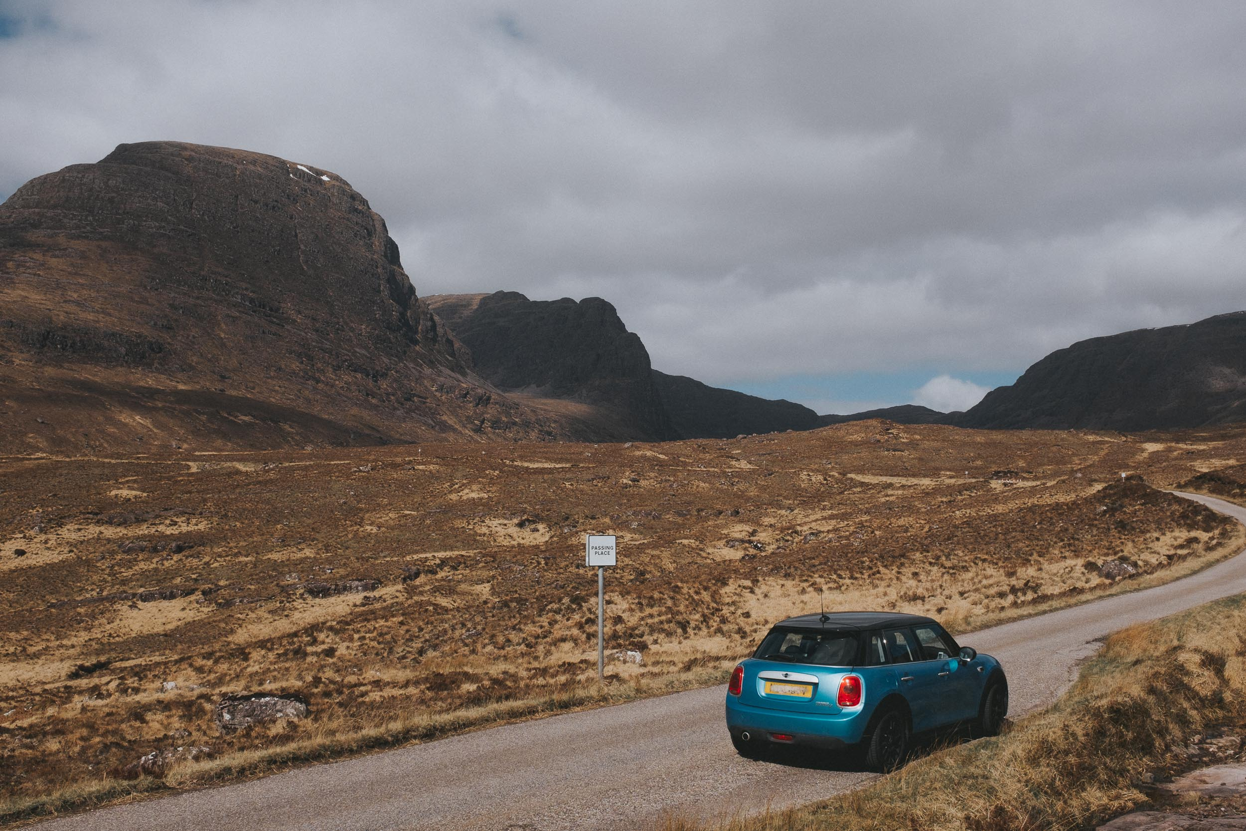 Bealach Na Ba (The Applecross Pass)