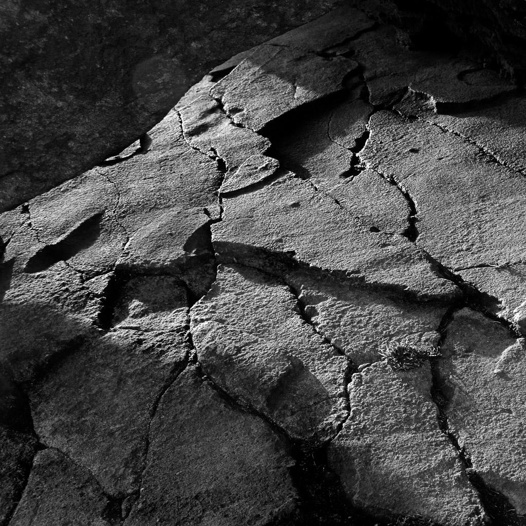 Stanage Edge Rock Detail