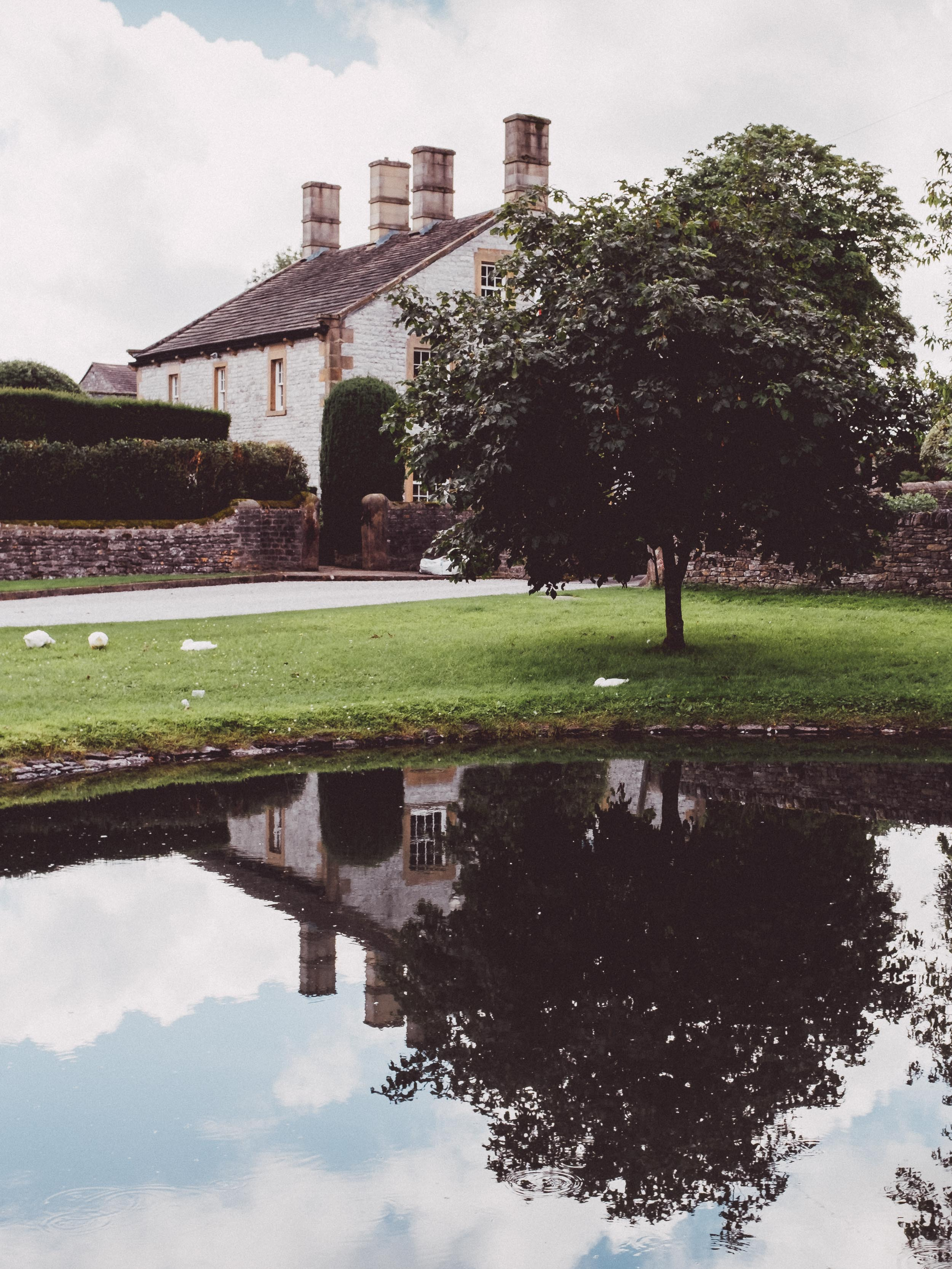 The Pond at Foolow
