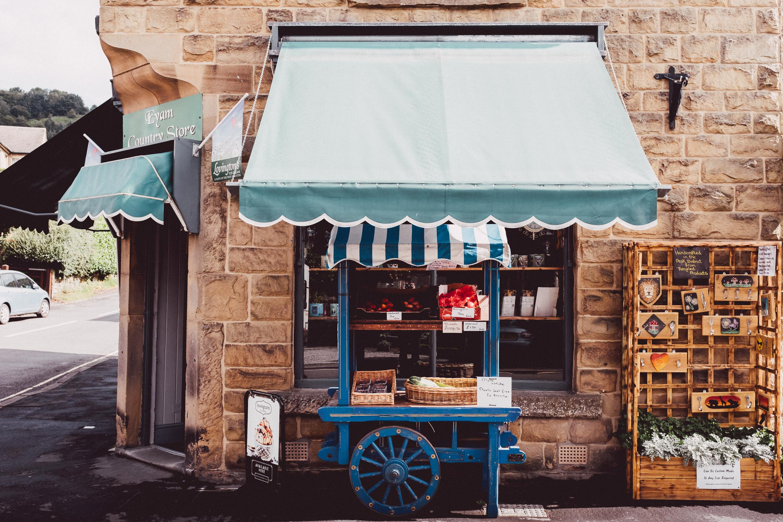 Eyam Country Store