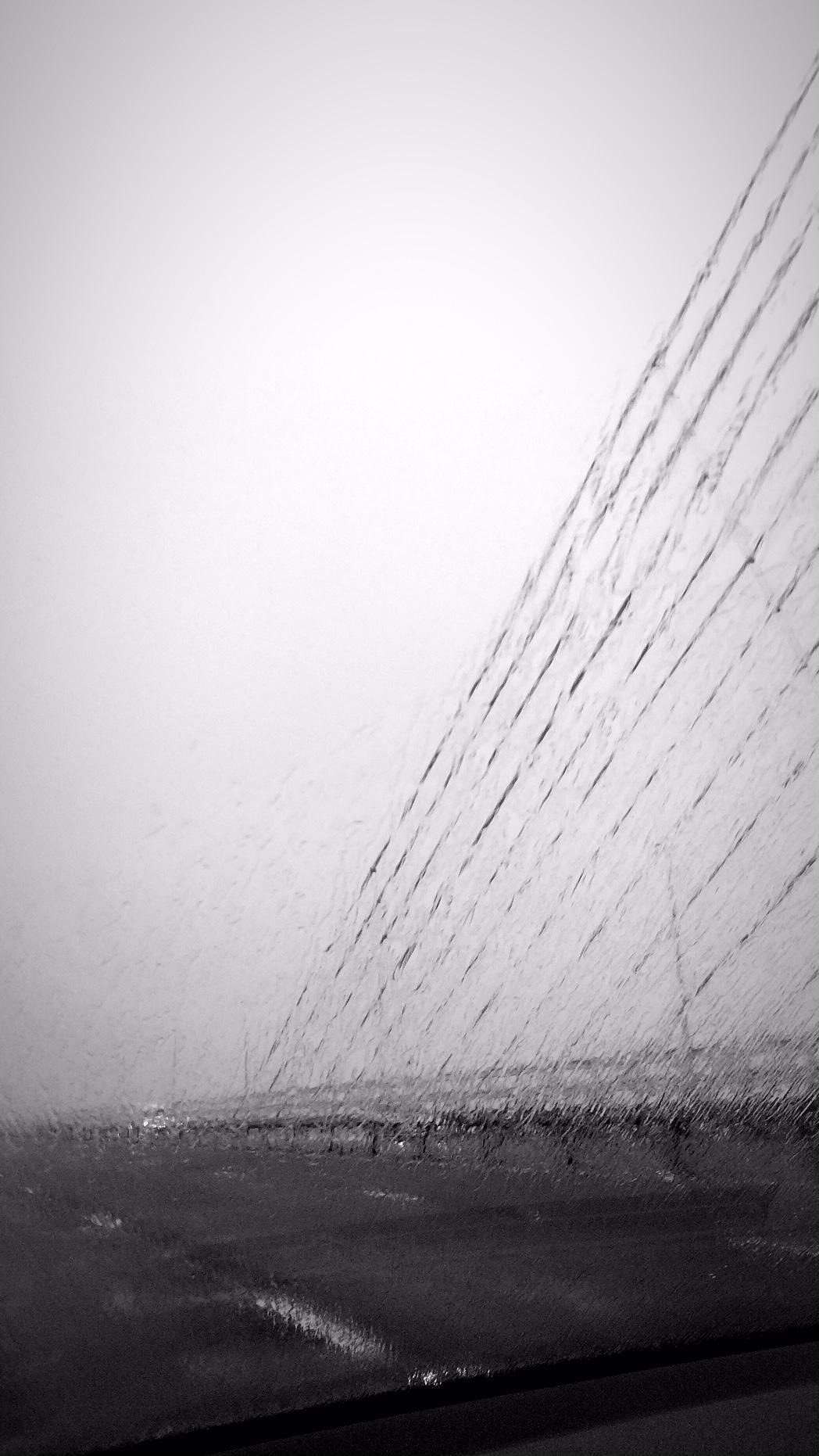 Crossing the Severn Bridge