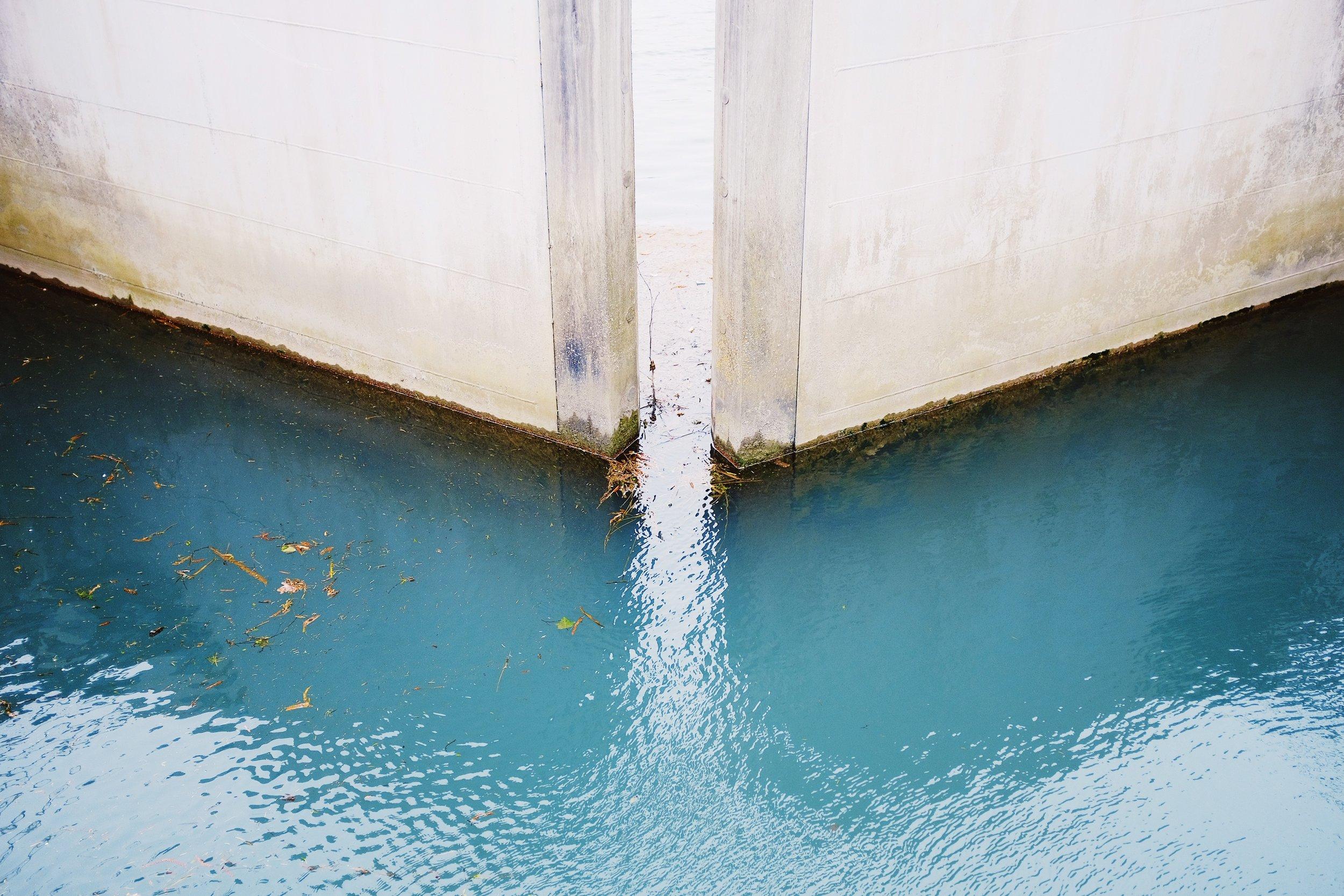 Harbour Gates - Lydney Harbour