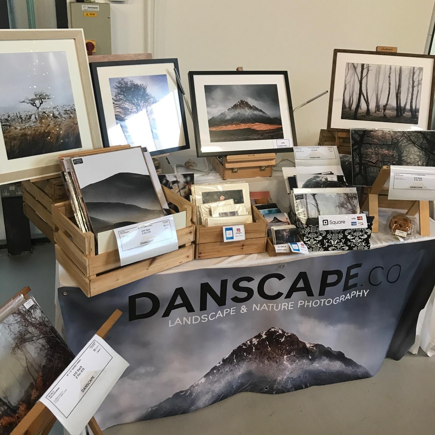 Danscape+Print+Stall+Bristol+2019
